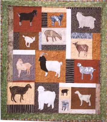 Goats - PATTERN