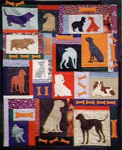 Dogs 1 - PATTERN
