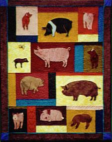 Pigs - PATTERN