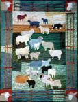 Sheep (Woolly Sheep) - PATTERN