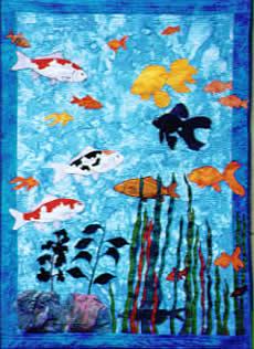 Goldfish & Koi - PATTERN