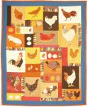 Fancy Fowl - PATTERN