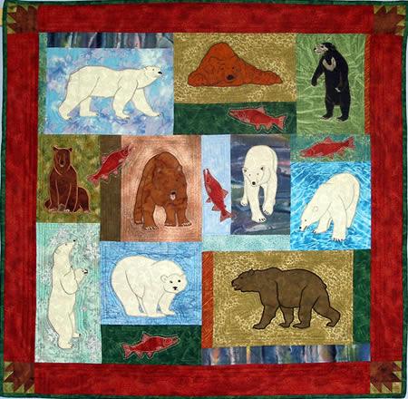 Bears - INTERMEDIATE PATTERN