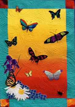 Butterflies - BEGINNER PATTERN