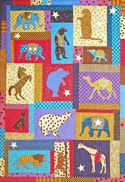 Critters Circus - PATTERN