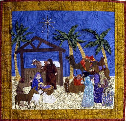 Nativity - PATTERN