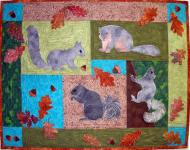 Squirrels - PATTERN