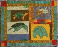 Turtles - PATTERN