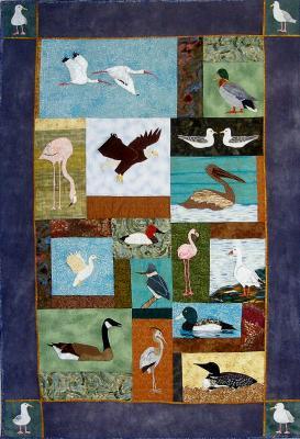 Water Fowl - PATTERN